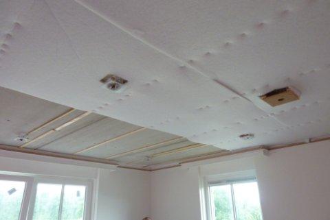 Plafond geluidisolatie | Marcel Wesseling